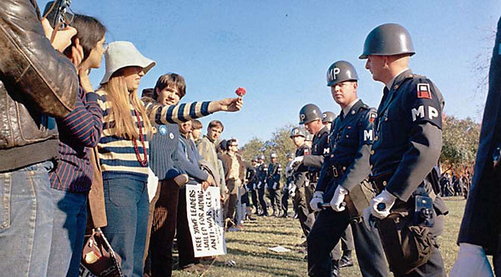 Anti-Vietnam-Demo in Arlington (VA)